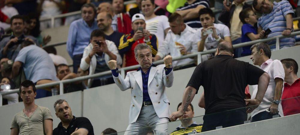 Introducing Steaua's owner, Gigi Becali
