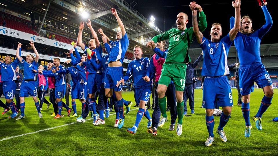 Iceland's Golden Generation