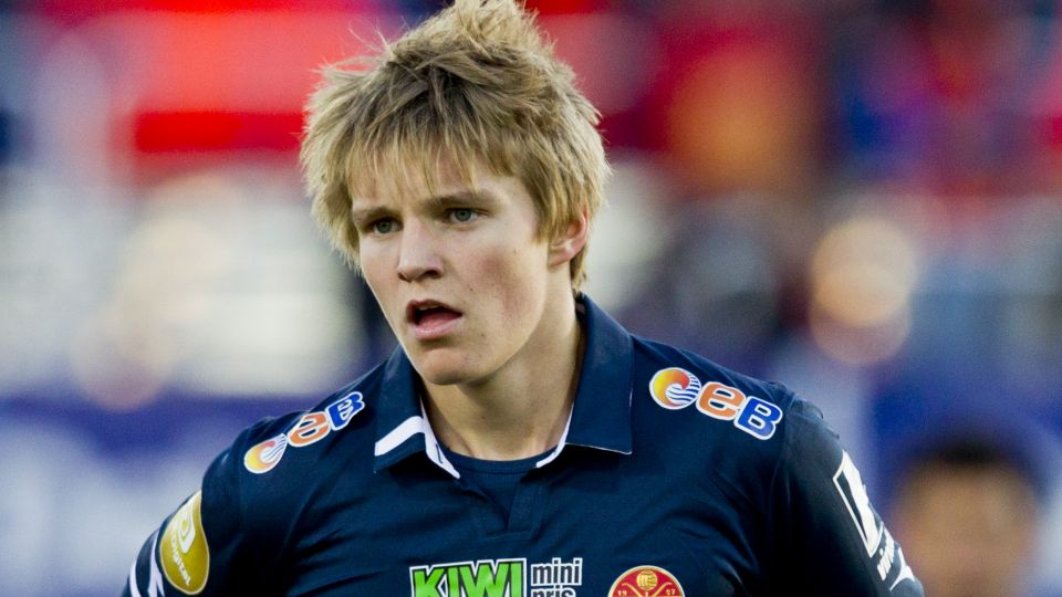 Martin Ødegaard - Scandinavia's Newest Superstar