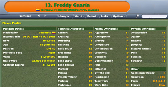 Has Football Manager influenced or just predicted the future?