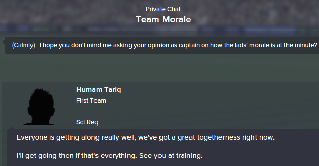 Keeping Your Players Happy In FM15