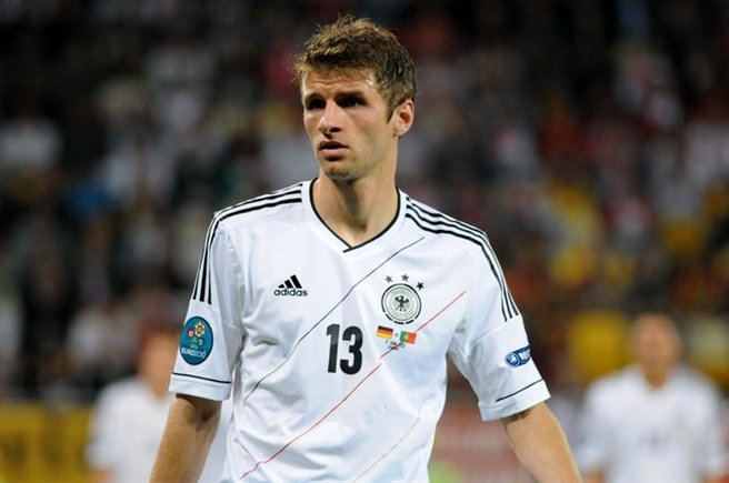 Manchester Won't Take No For an Answer With Muller