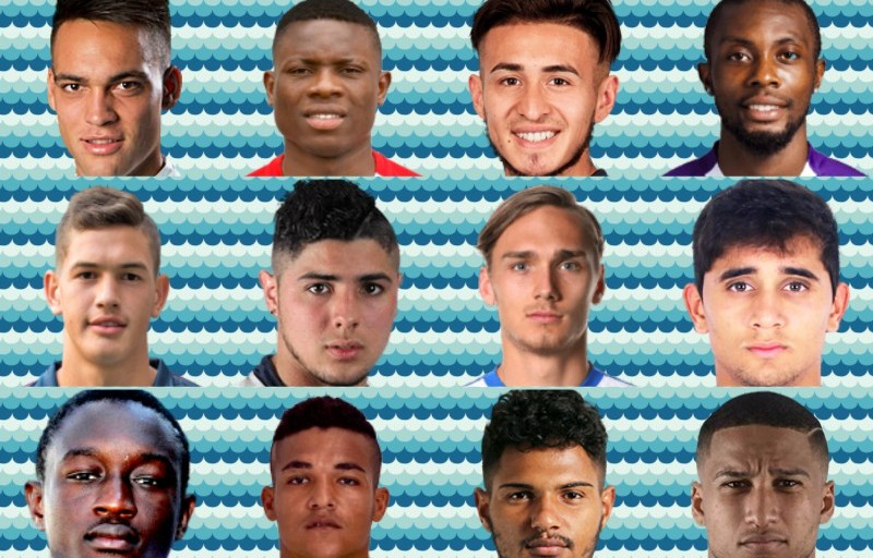 FM 18 Best Players Shortlist