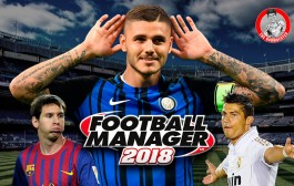 FM 18: Won Serie A Undefeated with Inter